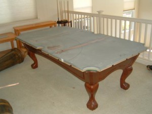 Cost To Move A Pool Table Professionally In Miami - Pool table movers miami